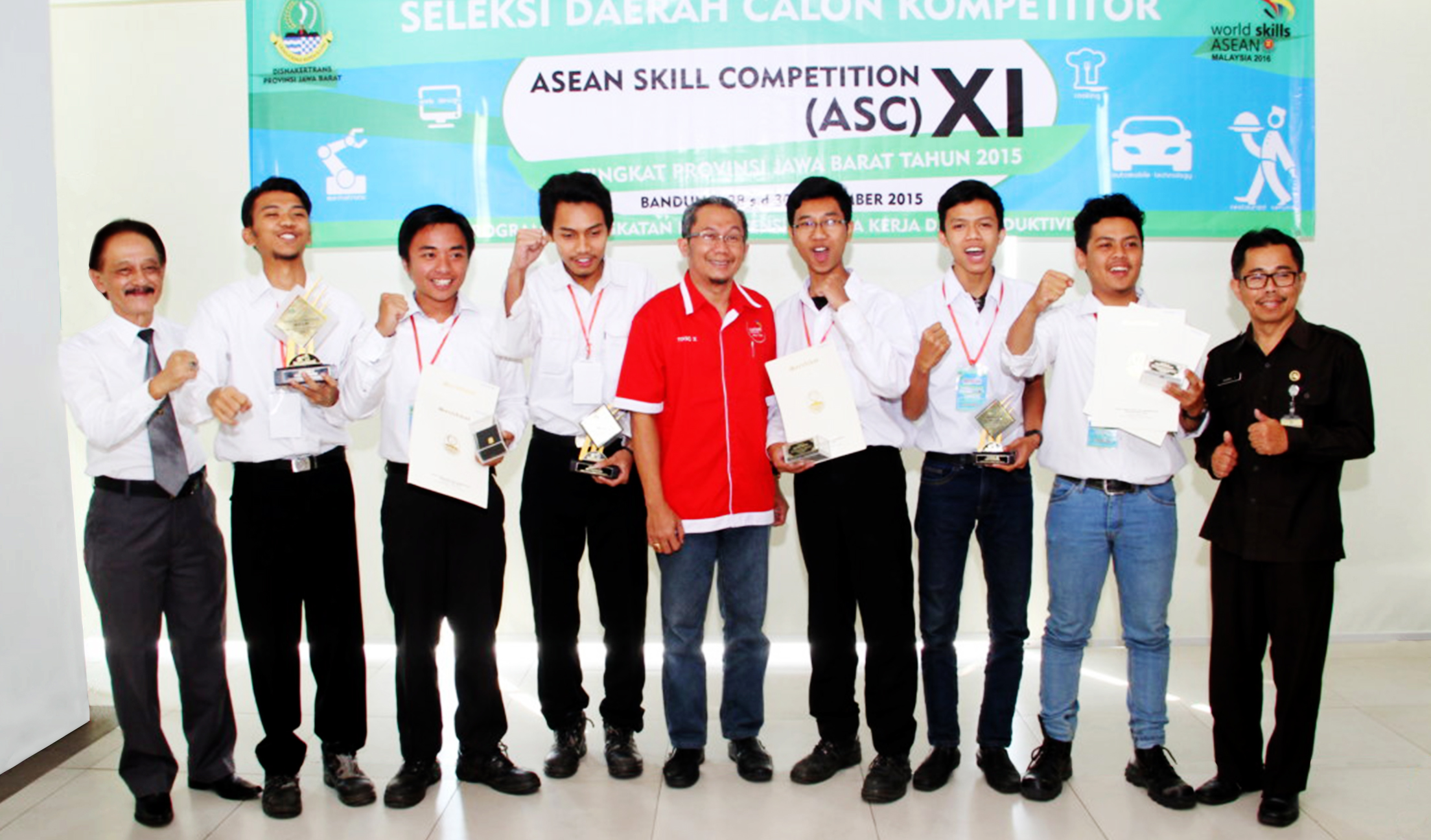 <h1>ASEAN SKILL COMPETITION</h1>  <h4>Mechantronic</h4>
